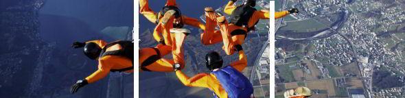 parachute verzekering