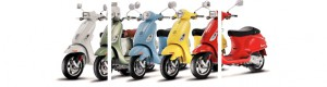 Vespa scooter verzekering